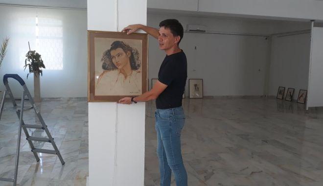 Operele Magdalenei Rădulescu, aduse la Constanța după câteva decenii - magdalenaradulescu3-1596640858.jpg