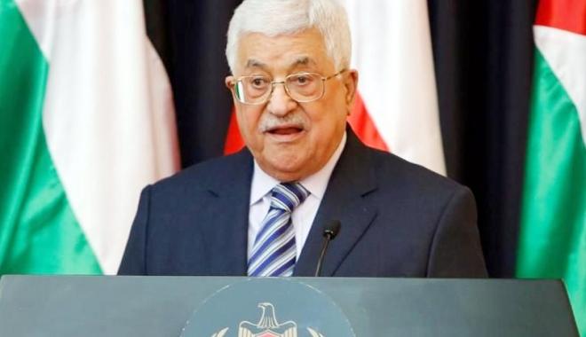 Mahmoud Abbas îi dă flit vicepreședintelui american Mike Pence - mahmoud-1512910040.jpg
