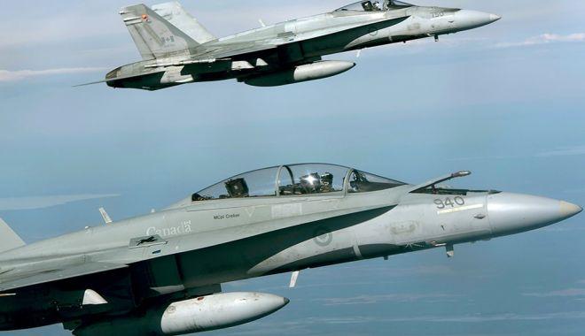 Mai multe avioane Hornet canadiene, aduse la baza aeriană Mihail Kogălniceanu - maimulteavioane-1598465102.jpg