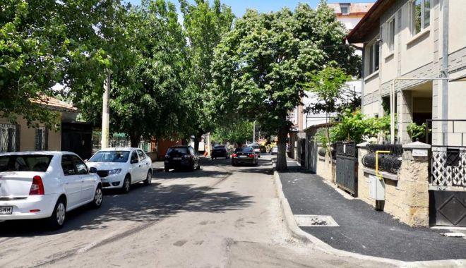 Foto: Mai multe străzi constănțene transformate în artere cu sens unic