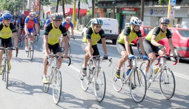 Foto: Mâine, start în Turul Dobrogei la ciclism