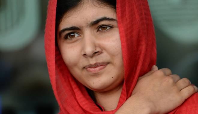 Foto: Cui dedică Malala Premiul Nobel pentru Pace