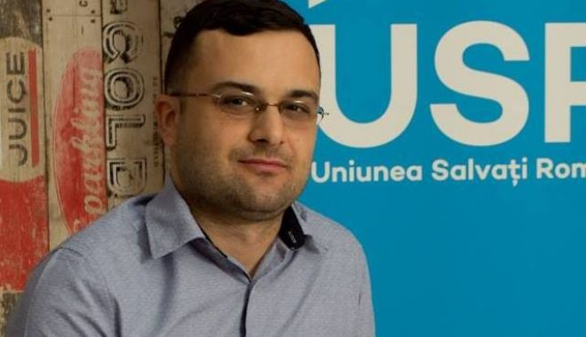 """Liviu Mălureanu: """"Nu înţelegem de ce PNL-ul este atât de vehement împotriva noastră"""" - malureanuusr-1607008711.jpg"""