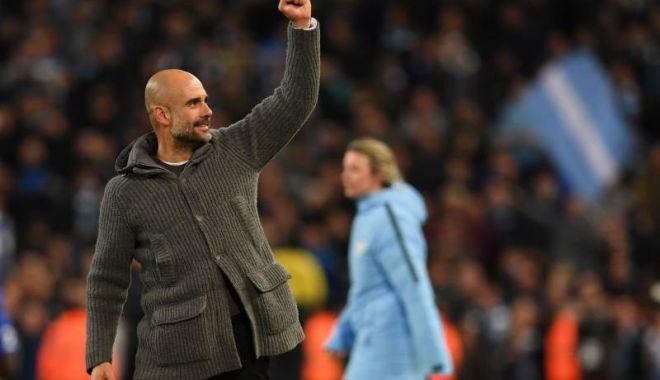 Foto: Manchester City va participa în cupele europene