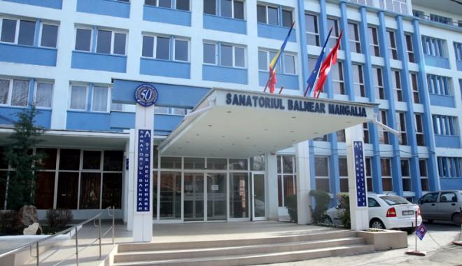 Sanatoriul de la Mangalia, dotat cu aparatură  unică în România - mangaliasanatoriubalnearfotoadi1-1329325447.jpg