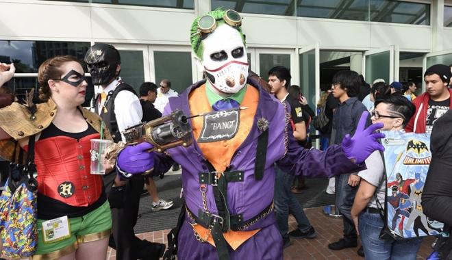 Foto: MApN participă,  în premieră,  la Comic Con 2016