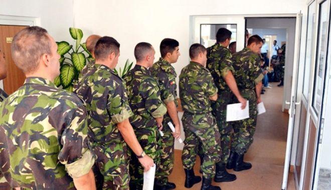 Foto: Ministerul Apărării Naționale recrutează rezerviști voluntari