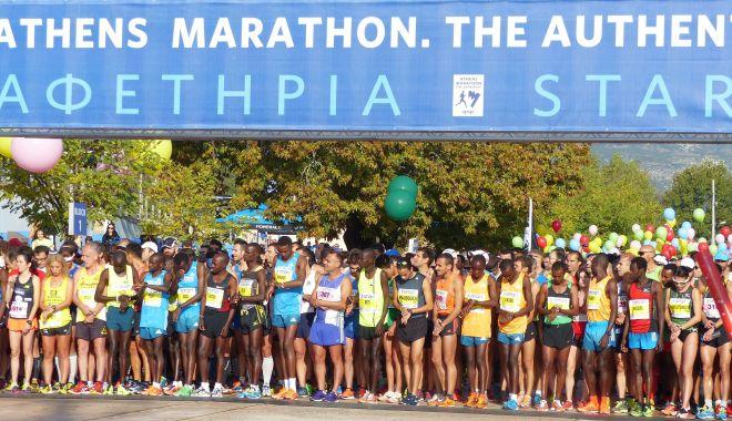 Maratonul de la Atena, anulat din cauza pandemiei Covid-19 - maraton-1601633588.jpg