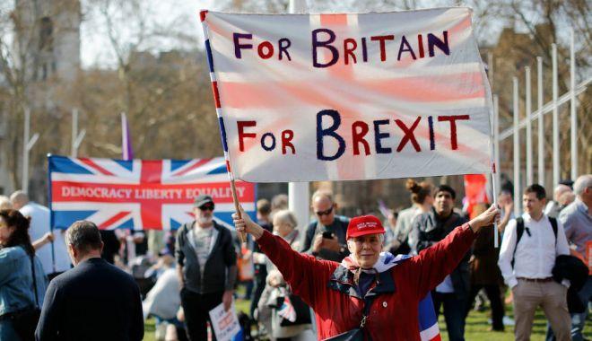 Foto: Marea Britanie va adopta o poziție agresivă față de Uniunea Europeană