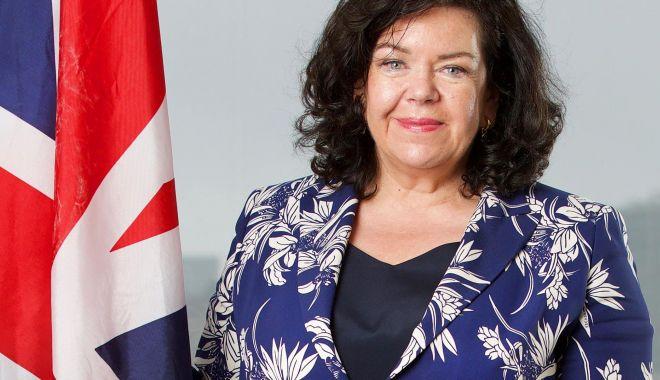 Foto: Marea Britanie va avea în premieră o femeie în postul de ambasador în SUA