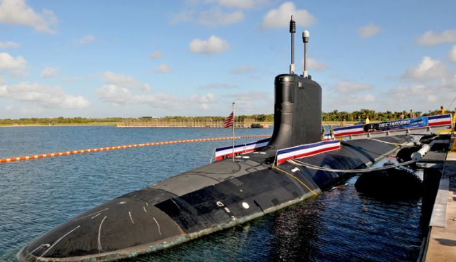 Marina militară americană introduce în serviciu  un submarin nuclear din clasa Virginia - marina-1538319287.jpg