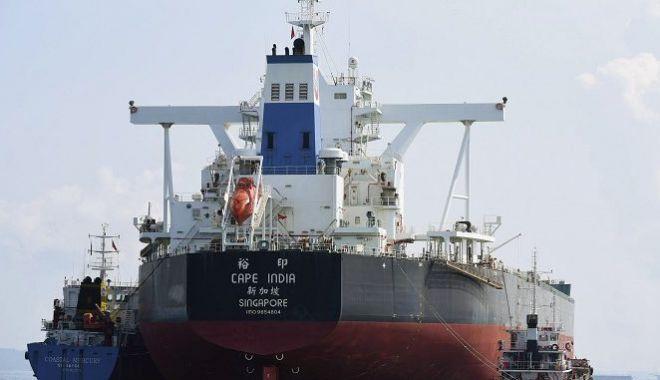 Foto: Marinar ucis în explozia de la bordul unui bulk-carrier