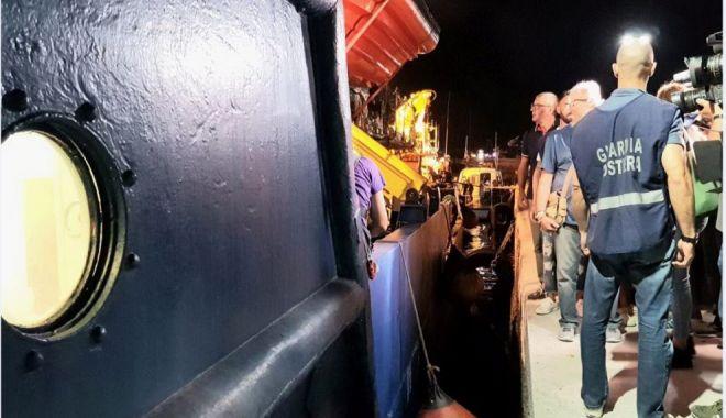 Foto: Informații de ULTIMĂ ORĂ despre navigatorul constănțean arestat în Italia. Când se termină CALVARUL
