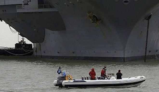 Foto: Trei marinari, infectați cu virusul Covid-19. Iată nava pe care se aflau