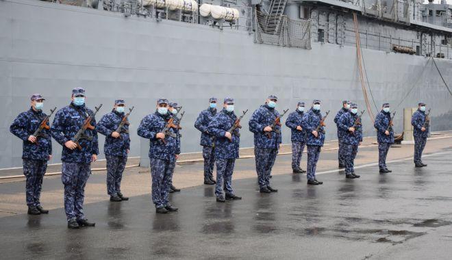 Marinarii militari, la ceremoniile de sărbătorire a Unirii Principatelor Române - marinariimilitari-1611343544.jpg