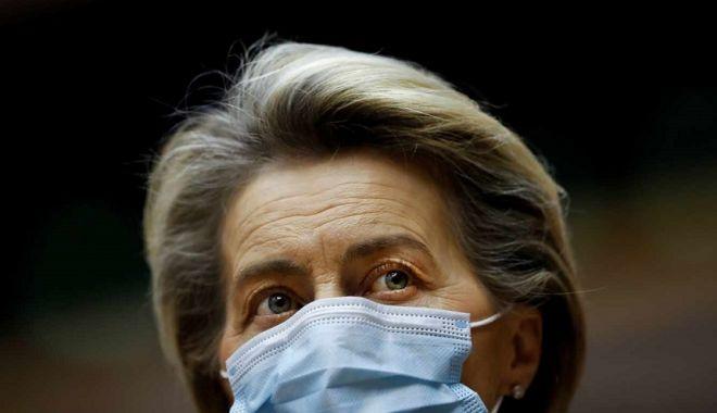 Șefa Comisiei Europene: Din aprilie s-ar putea dubla cantitățile de vaccinuri - masca-1615191084.jpg