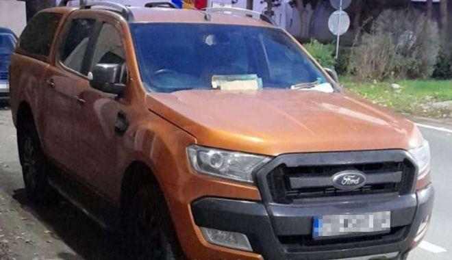 Mașină dată în urmărire în Marea Britanie, confiscată la Negru Vodă - masinagarda-1606147777.jpg