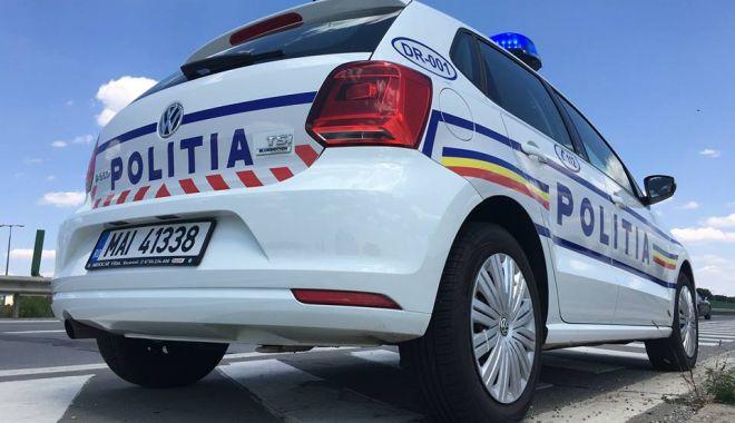Proiectul de lege care prevede că mașinile de poliție cu radar trebuie presemnalizate, adoptat de Camera Deputaților - masinapolitieaccident-1530788761.jpg