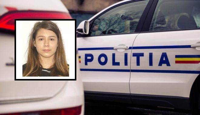 Foto: Minoră din jud. Constanța, DISPĂRUTĂ FĂRĂ URMĂ! Poliția alertează populația