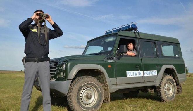 Foto: Garda de Coastă dă gratuit fostele mașini de patrulare