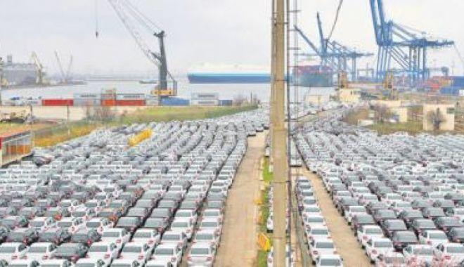Foto: Mașinile și echipamentele de transport domină schimburile externe ale României