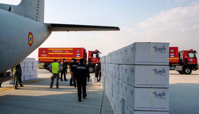 Materiale sanitare aduse din Turcia și Germania cu aeronave MApN - materialesanitare-1586959870.jpg