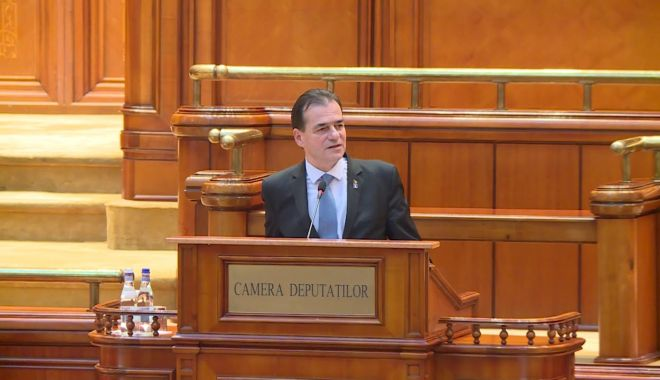 Foto: Ludovic Orban: Dacă vreți să schimbați data alegerilor, faceți proiect de lege de modificare, asumați-vă public
