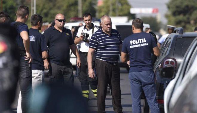 Foto: Gheorghe Dincă, transferat în Arestul Central al Capitalei. Va fi supus unei expertize psihiatrice și testului poligraf
