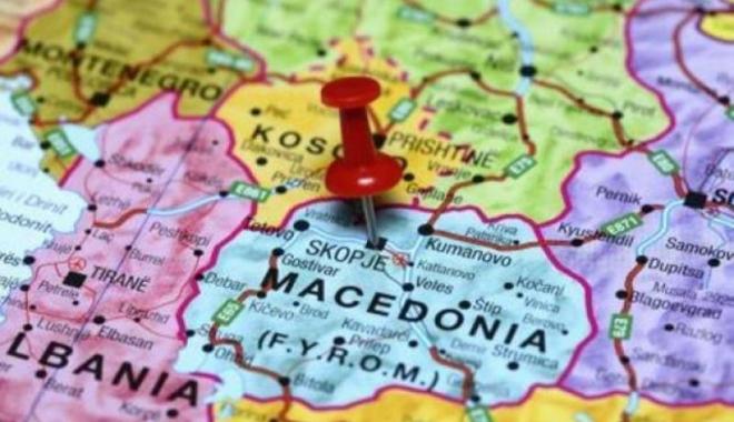 Foto: Serbia și-a retras fără explicații toți angajații de la ambasada din Macedonia