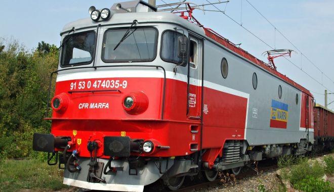 Foto: Mecanicii de locomotivă îi cer președintelui României să salveze societatea CFR Marfă