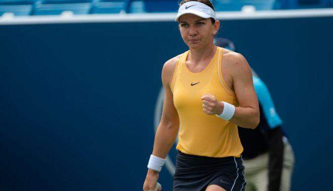 Foto: Meci ușor pentru Simona Halep, în primul tur la US Open