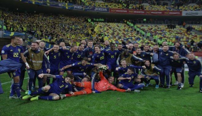 Ambasada Suediei, mesaj ironic pentru Naționala României, după ratarea calificării la EURO 2020 - meciromaniasuedia24b874be32b-1573899770.jpg