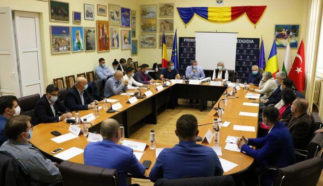 Consilierii locali din Medgidia, reuniţi în şedinţă. Ce proiecte importante au votat - medgidia-1614527455.jpg