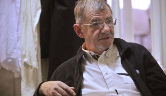 Foto: Pierdere imensă pentru teatrul românesc. Actorul Florin Zamfirescu nu va mai urca pe scenă
