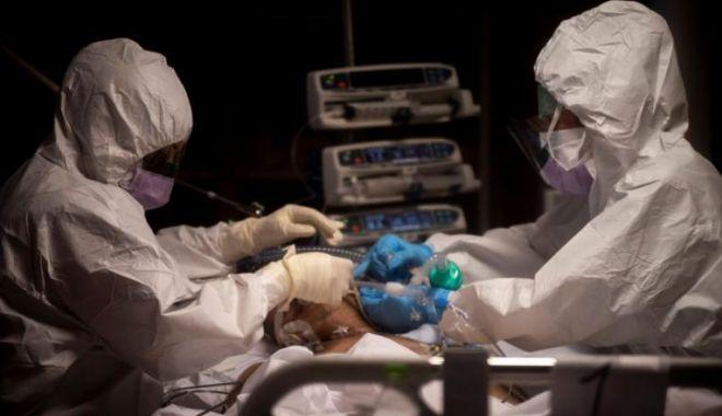 Foto: Încă un deces, la Constanța, cauzat de noul coronavirus