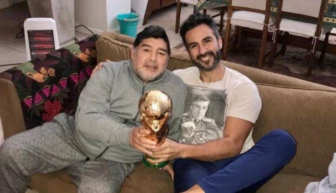 Percheziţii la domiciliul şi la clinica medicului care l-a operat pe Diego Maradona - medic-1606666999.jpg