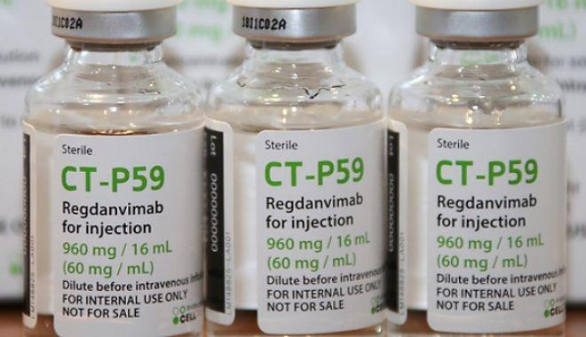 Agenția Europeană a Medicamentului a început analizarea medicamentului Regdanvimab împotriva COVID-19 - medicamente-1614241420.jpg