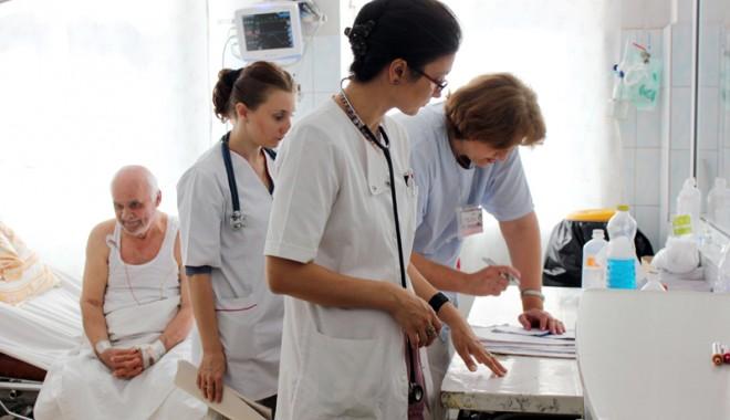 Foto: Echipamente medicale moderne pentru spitalele românești
