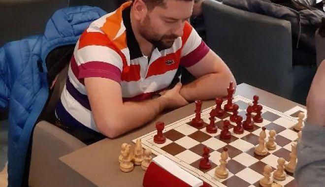 """Foto: Memorialul """"Ion Lungu"""" la șah. Navigatorii, la înălțime!"""