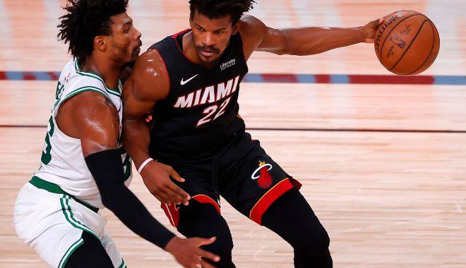 Foto: Miami heat s-a calificat în finala NBA