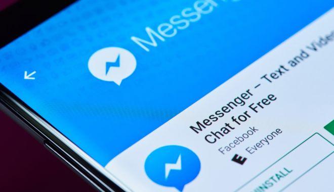 Foto: Acum se pot șterge mesajele trimise din greșeală pe Facebook Messenger. Iată pașii