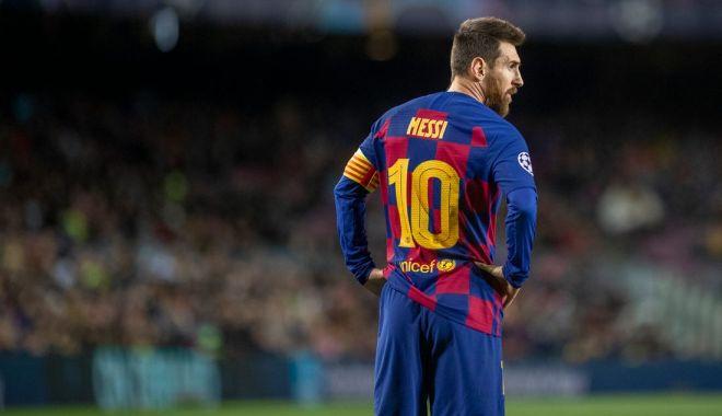 Foto: Este clar! Leo Messi nu pleacă de la FC Barcelona