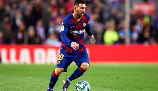 Foto: Lionel Messi a împlinit 33 de ani