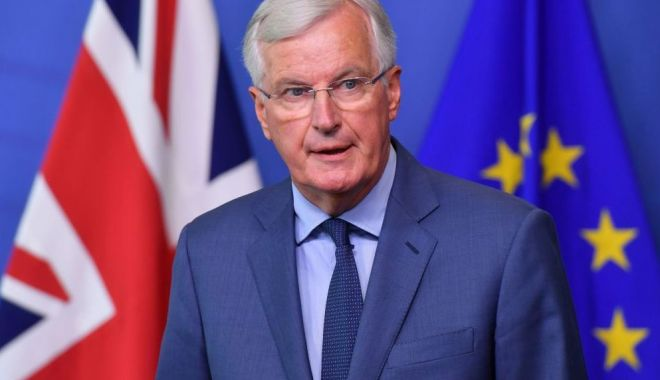 """Foto: Michel Barnier: """"Nu subestimați consecințele unui Brexit fără acord!"""""""