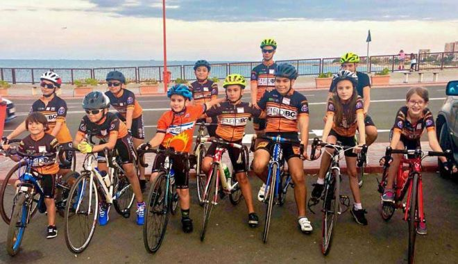 Micuții cicliști constănțeni, rezultate bune la Naționalele de la Târgu Mureș - micutii-1599405592.jpg