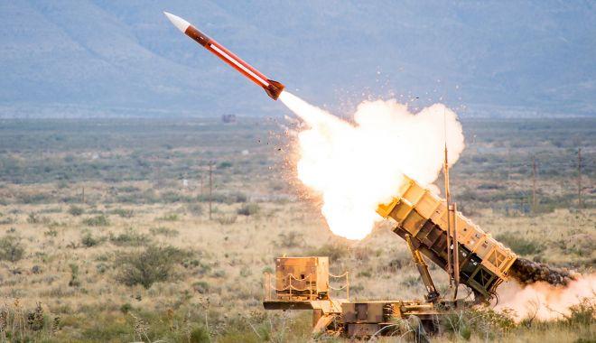 Echipamentele principale ale primului sistem de rachete sol-aer Patriot, la Capu Midia - midia-1598028668.jpg