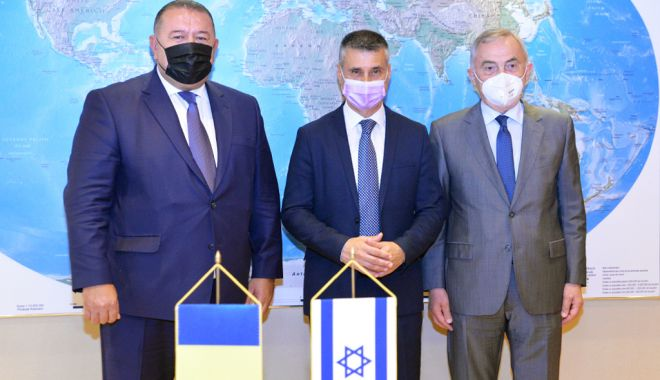 Mihai Daraban a primit vizita ambasadorului Israelului în România - mihaidarabanaprimitvizitaambasad-1620839101.jpg