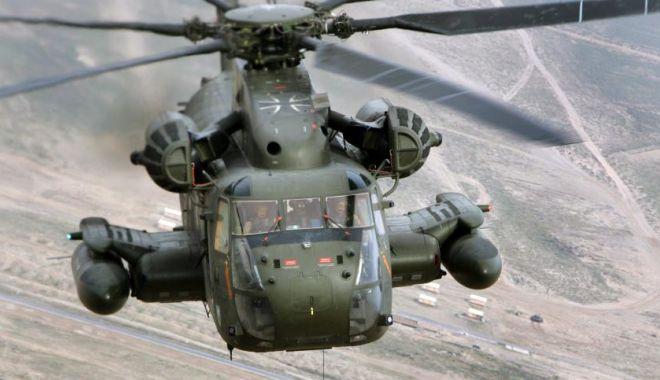 Tragedie aviatică! Un elicopter militar s-a prăbușit. Cel puțin o persoană a murit - militar-1562000029.jpg