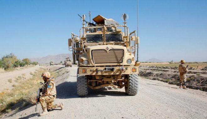 Subofițer român, anevrism cerebral în Afganistan. Va fi dus cu avionul în Germania! - militar-1584041513.jpg