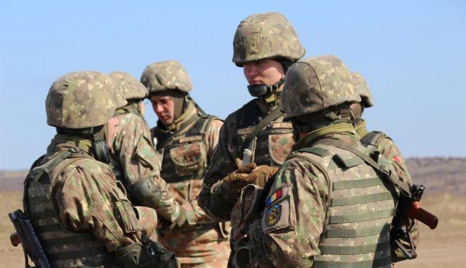 Foto: Militari români și străini, perfecționare în cadrul exercițiului Platinum Eagle